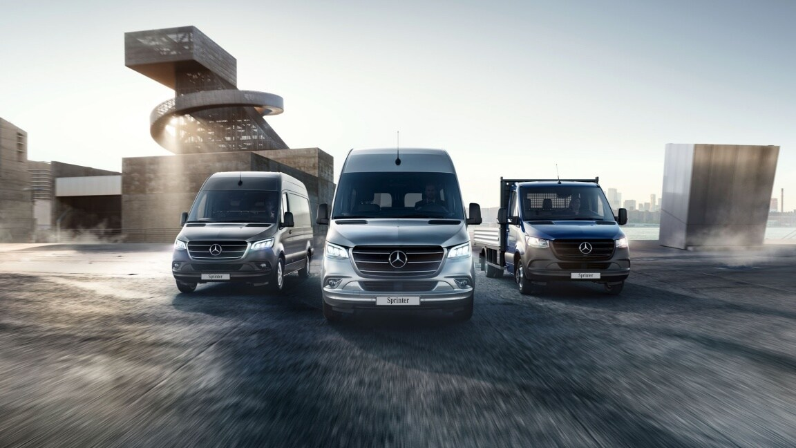 Mercedes-Benz fleet operators: products